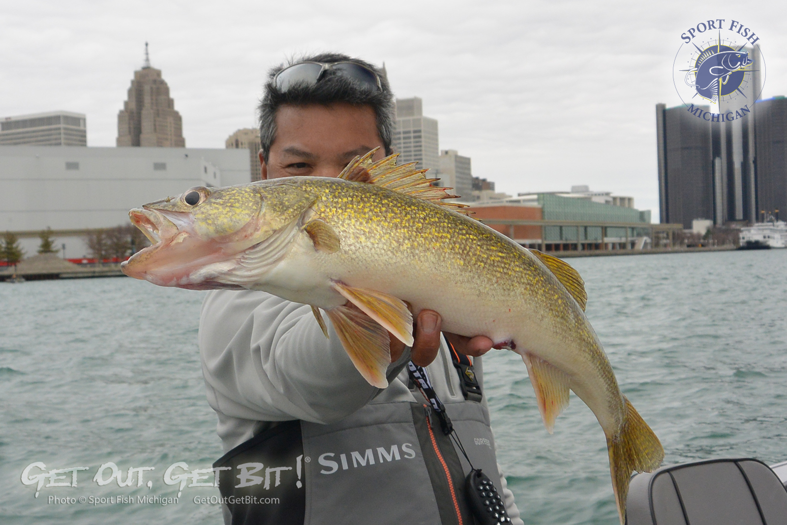 Great service archives fishing report for Mi dnr fishing report