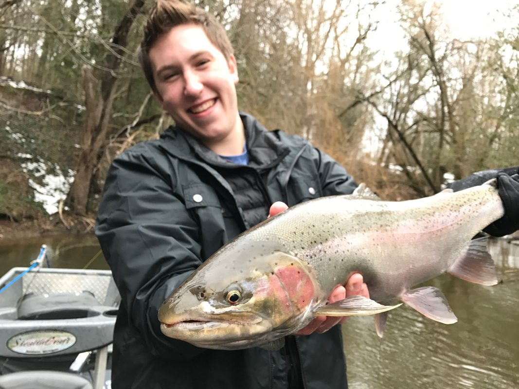 Fishing report sport fish michigan fishing report for Rainy river fishing report 2017